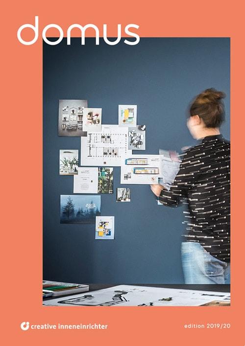 Der Designkatalog entstand in Zusammenarbeit mit den Creativen Inneneinrichtern.
