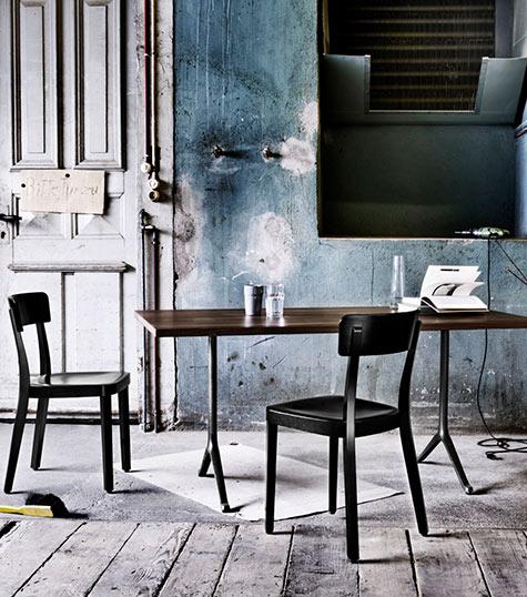 horgenglarus stellt bereits seit 100 Jahren Möbel in höchster Qualität her