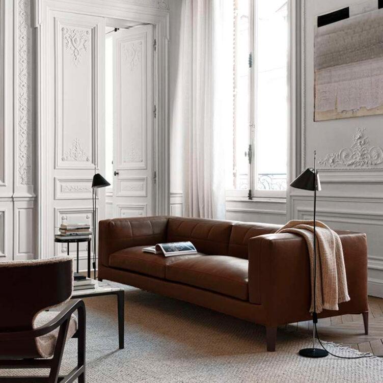 B&B Italia Dives Soft Sofa MaxAlto