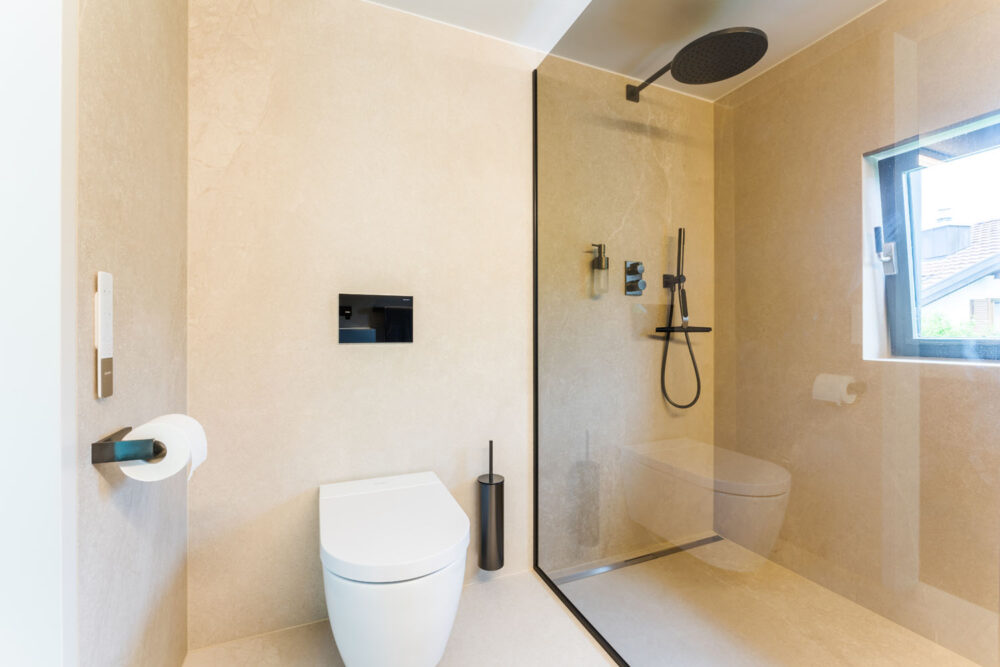 Domus Umbau EFH Badezimmer OG