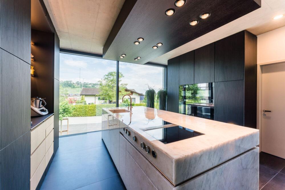 Domus Umbau EFH Küche