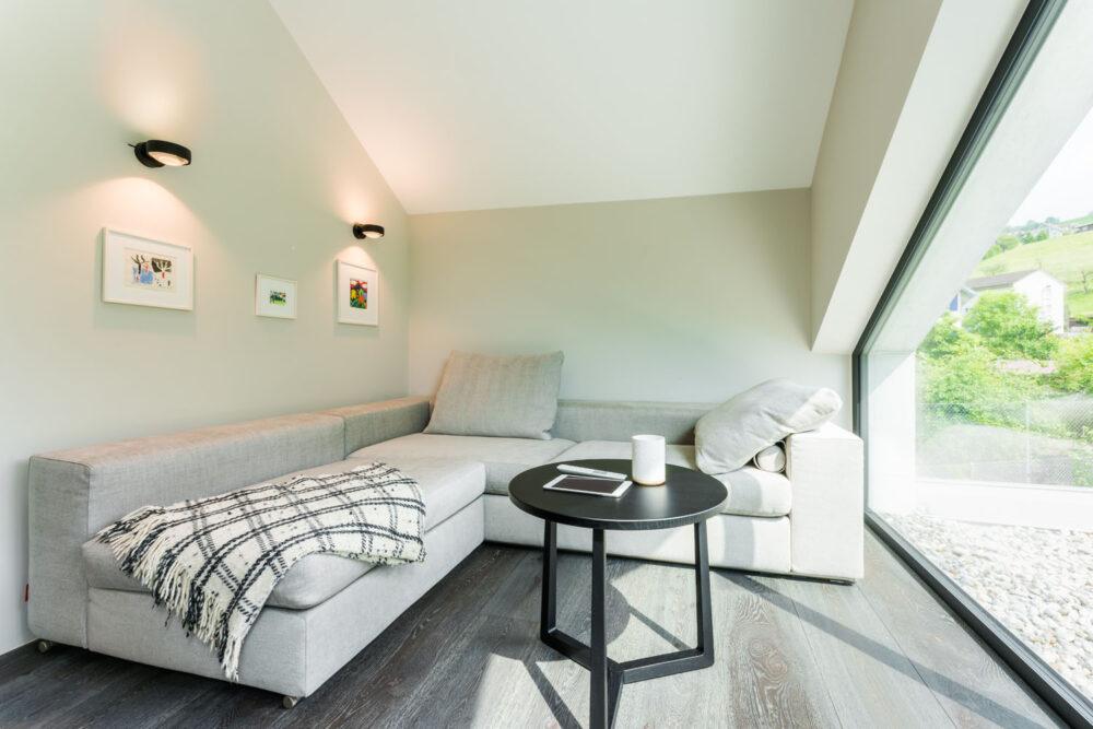 Domus Umbau EFH Lounge OG
