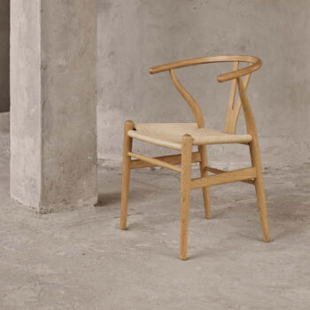 Armlehnstuhl Wishbone Chair von Carl Hansen & Son