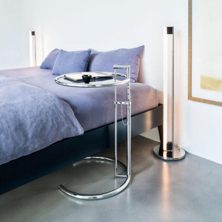 Beistelltisch von Eileen Gray - Adjustable Table E1027
