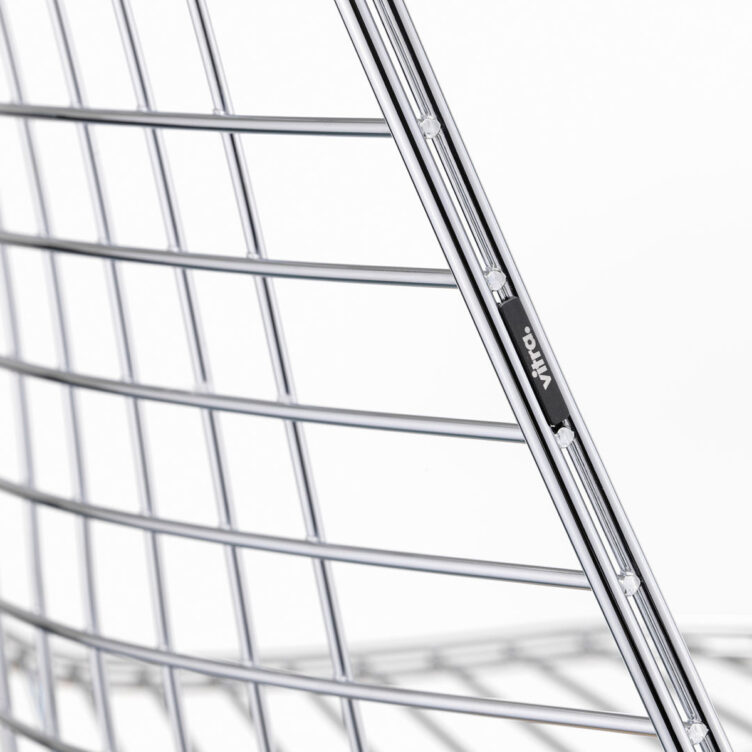 Vitra Wire Chair Ray and Charles Eames
