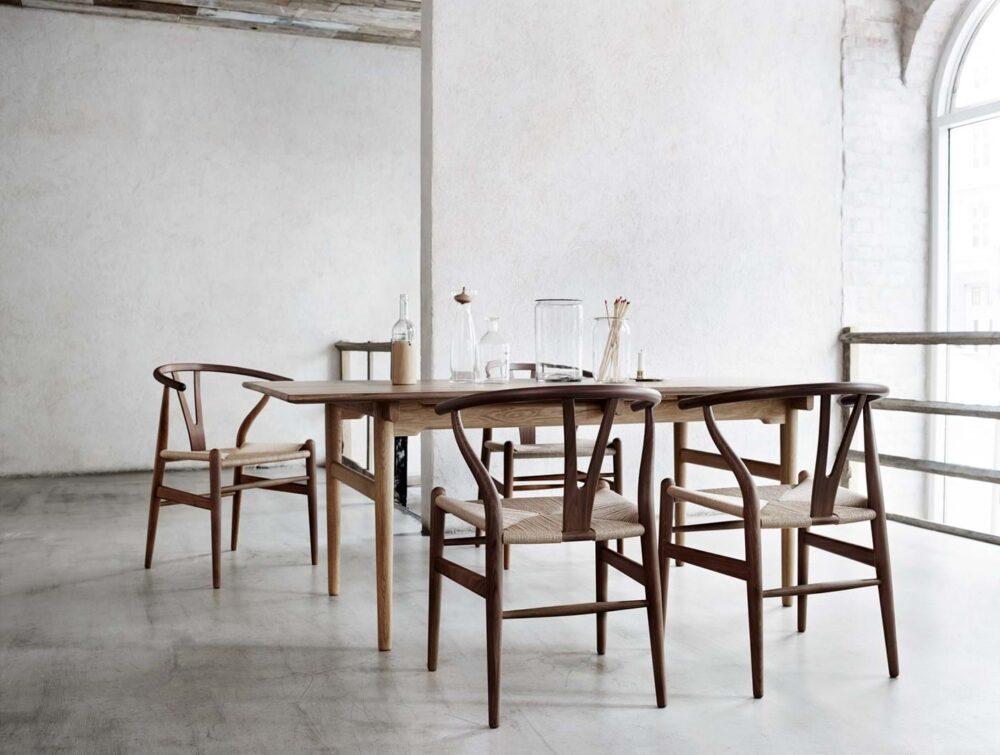 Wishbone Chair, Carl Hansen // Hans J. Wegner (1949)