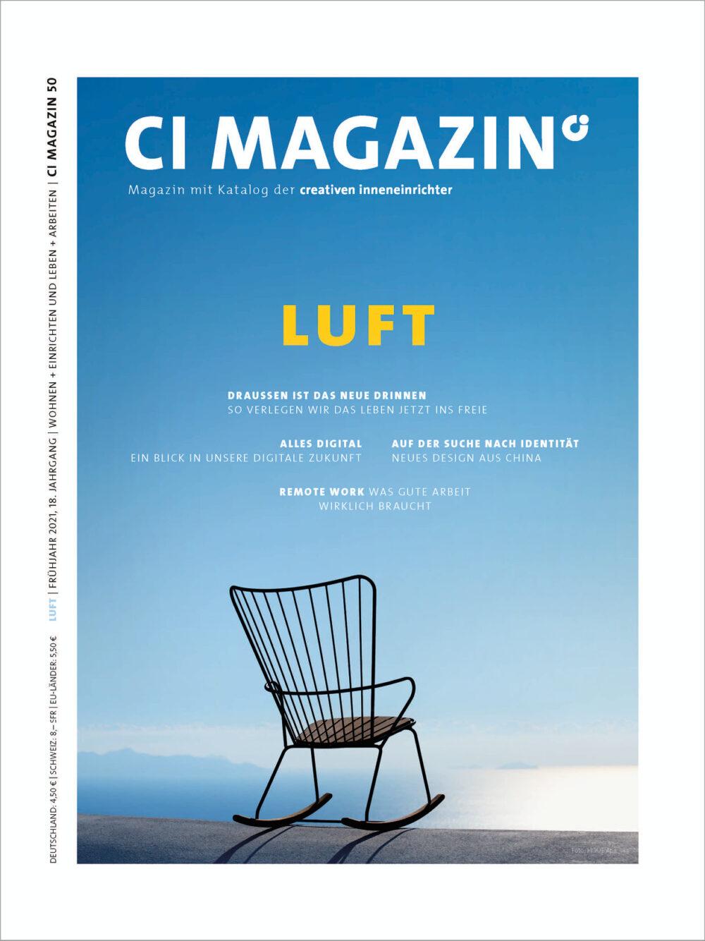 Domus CI Magazin 50 Luft